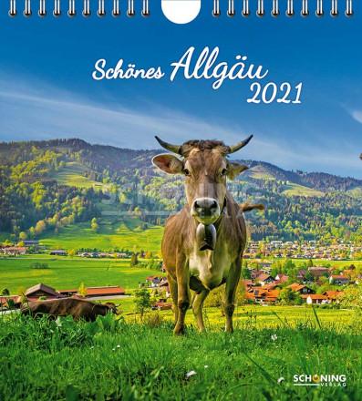 Kalender Allgäu 2021